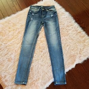 7 for all mankind girls sz 12 skinny Jeans